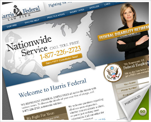 Harris Federal Law Firm